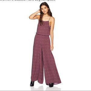 O'Neill purple jumpsuit